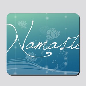 Namaste Small Serving Tray Mousepad