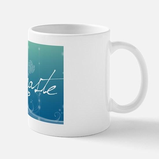 Namaste Large Serving Tray Mug