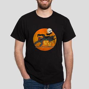 Black Pug Dark T-Shirt