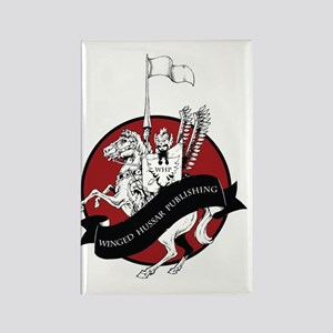 Winged Hussar Rectangle Magnet