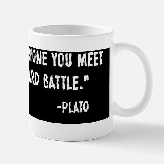 PlatoBeKind Mug