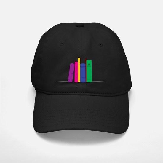 Books Baseball Hat