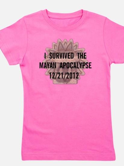 Mayan apocalypse Girl's Tee