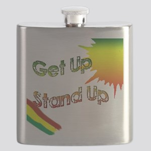 get up  stand up Flask