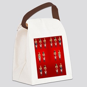 Nutcracker Flip-flops Canvas Lunch Bag