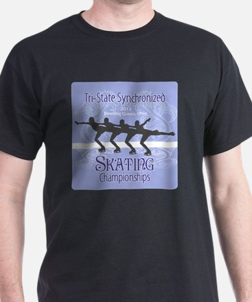 Tri-States Synchronized Skating Champ T-Shirt