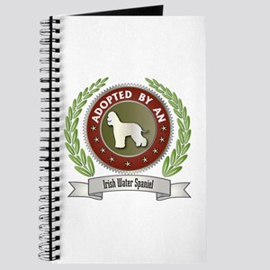 Spaniel Adopted Journal