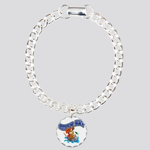 RIVER RAT Charm Bracelet, One Charm