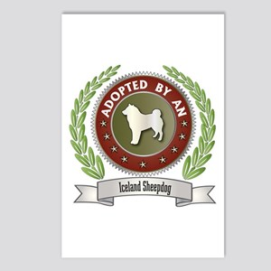 Sheepdog Adopted Postcards (Package of 8)