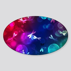 canvasmulti Sticker (Oval)