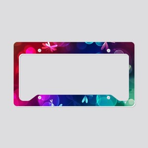 canvasmulti License Plate Holder
