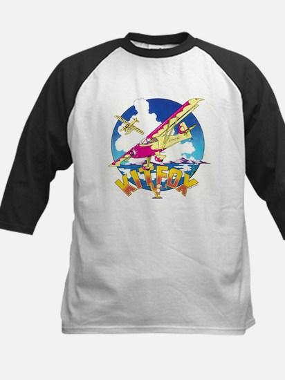 KIT FOX SPEEDSTER Kids Baseball Jersey