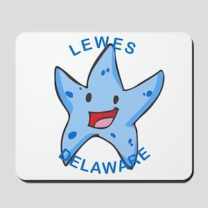 Delaware - Lewes Mousepad