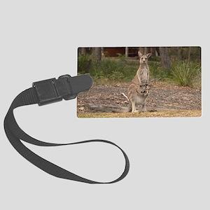 kangaroo9 Large Luggage Tag