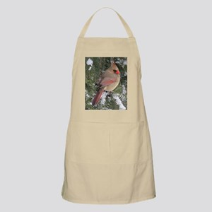 Female Cardinal Apron