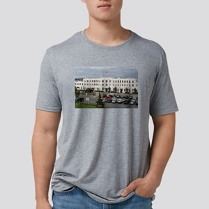 Alaska Railroad Station, Anchorage T-Shirt