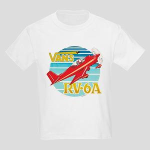 RV-6A Kids Light T-Shirt