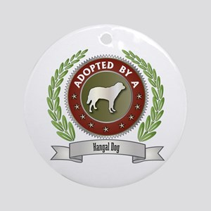 Kangal Adopted Ornament (Round)