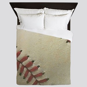 Baseball Queen Duvet