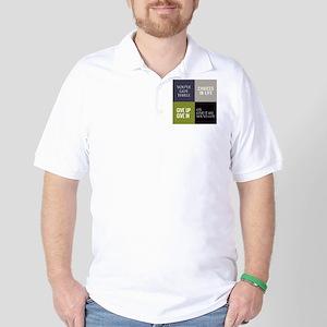 bottle youve got three choices Golf Shirt