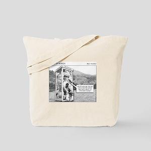 Livin' In Marin Tote Bag