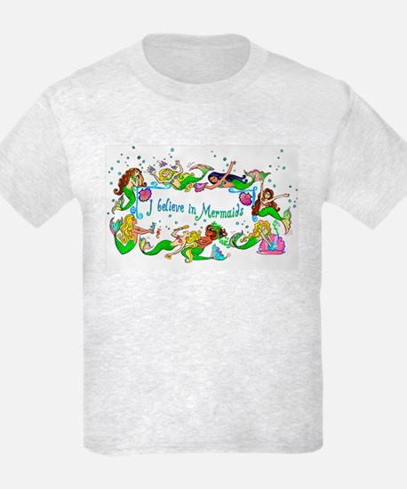 I Believe In Mermaids T-Shirt