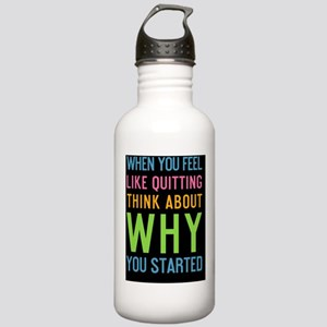 card when you feel lik Stainless Water Bottle 1.0L