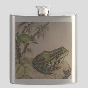 Frog Flask