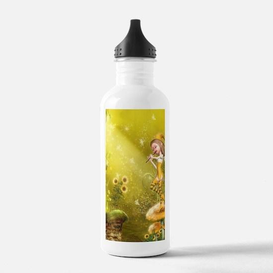 tf_kindle_kickstand_ca Water Bottle