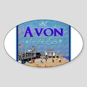Avon by the Sea Sticker