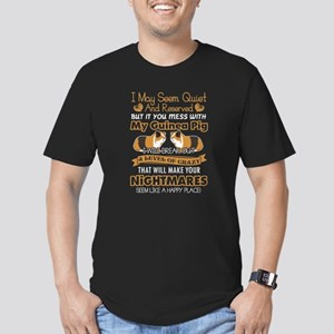 Don't mess with my Guinea pig shirt T-Shirt