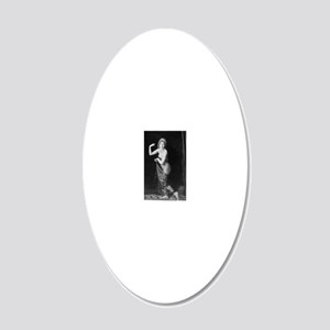 20 20x12 Oval Wall Decal