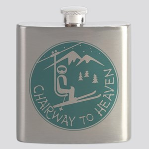 Chairway to Heaven Flask