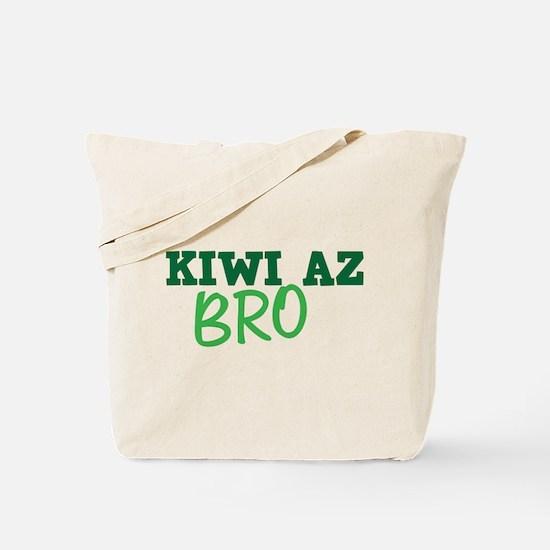 KIWI AZ Bro funny New Zealand saying Tote Bag