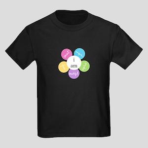 """i am..."" Kids Dark T-Shirt"