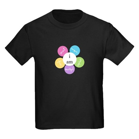 """i am..."" Kids Dark T-Shirt"