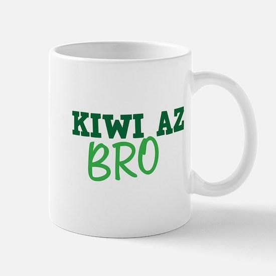 KIWI AZ Bro funny New Zealand saying Mugs