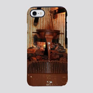 Chocolate fountain bliss iPhone 7 Tough Case