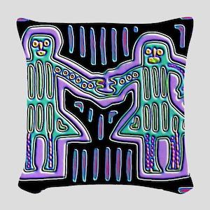 MOLA DESIGN PILLOWS Woven Throw Pillow