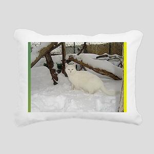 Klea Rectangular Canvas Pillow