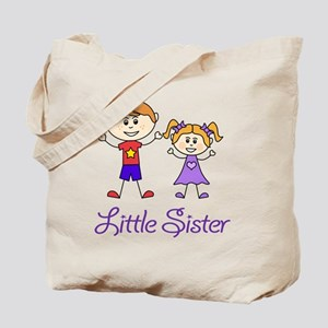 Little Sister Personalized! Tote Bag