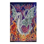 Dragon Fire Postcards (Package of 8)
