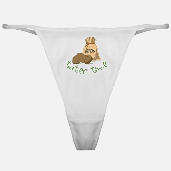 Tater Time Classic Thong