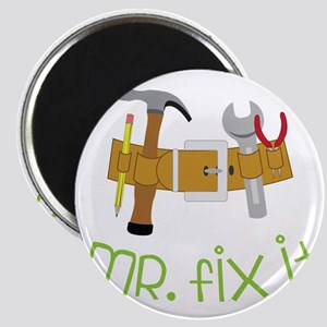 Mr. Fix It Magnet