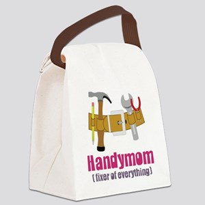 Handymom Canvas Lunch Bag