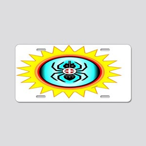 SOUTHEAST INDIAN WATER SPID Aluminum License Plate