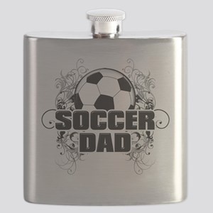 Soccer Dad (cross) copy Flask