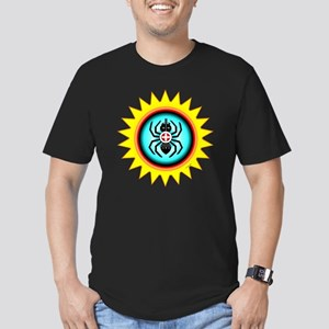 SOUTHEAST INDIAN WATER Men's Fitted T-Shirt (dark)