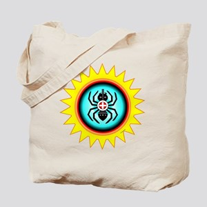 SOUTHEAST INDIAN WATER SPIDER Tote Bag