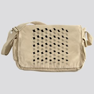 fashion patterns Messenger Bag